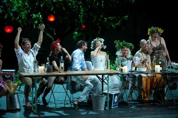Akademietheater - Der Komet